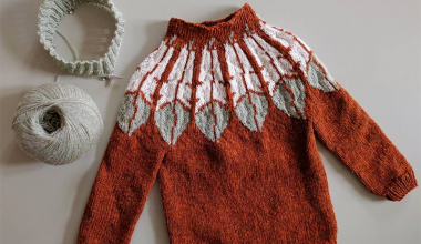 Lost and found on Insta: Lette fjær genser / Light Feather Sweater