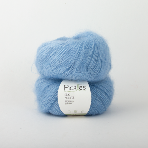 Pickles Silk Mohair - Forglemmegei