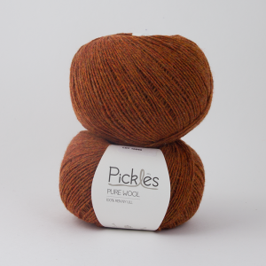Pickles Pure Wool - Autumn leaves