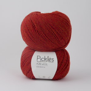 Pickles Pure Wool - Day lily