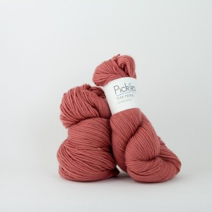 Pickles Merino Worsted - Dusty pink