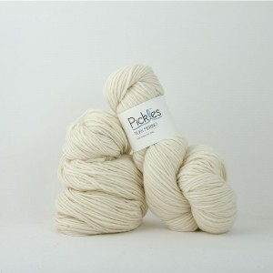 Pickles Merino Worsted - Raw white