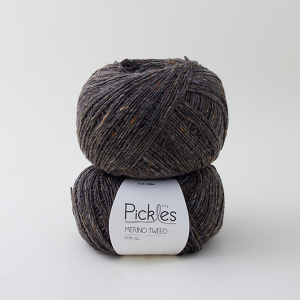 Pickles Merino Tweed - Trail