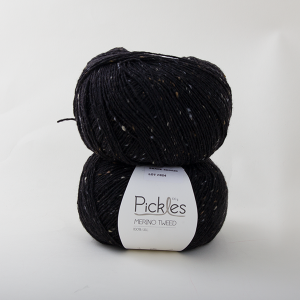 Pickles Merino Tweed - Dark