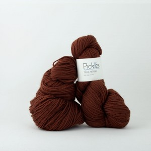 Pickles Merino Worsted - Chocolate