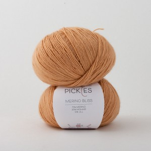 Pickles Merino Bliss - Nutmeg