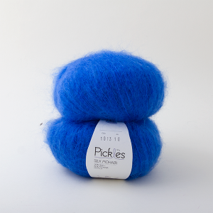 Pickles Silk Mohair - Mustard Seeds