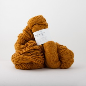 Pickles Merino Worsted - Leather