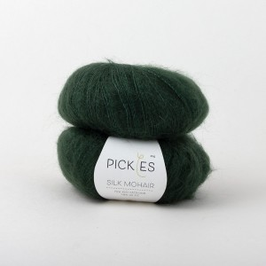 Pickles Silk Mohair - Forest