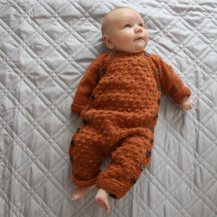 Tiny Baby Dots Suit