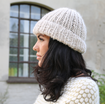 Quick Ribbed Hat