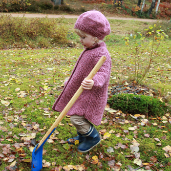 Lill' Miss Coat with Hat