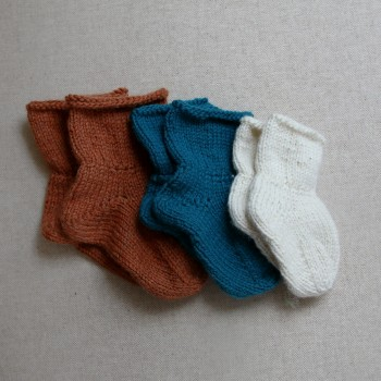 Berit's Best Babysocks