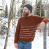 Winter Sailor Sweater Knitting pattern