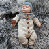 Zzz-Jumpsuit Knitting pattern